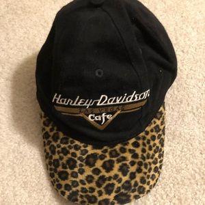 Harley Davidson Cafe Cap
